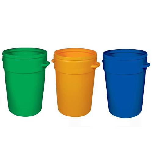Differentiated Echo bin Container 70 Liters