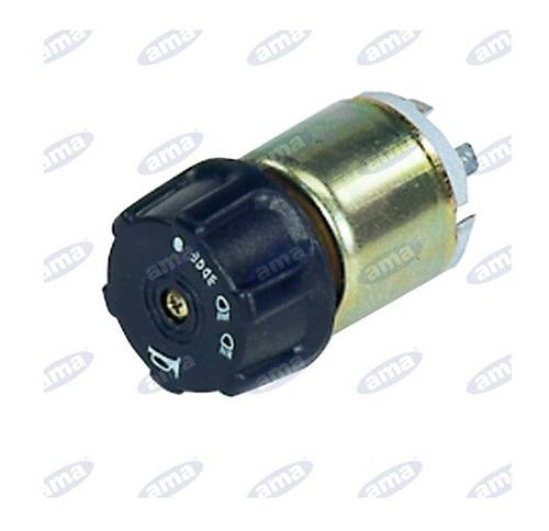 12V 4-position Light Switch with Acoustic Warning 00414 Ama