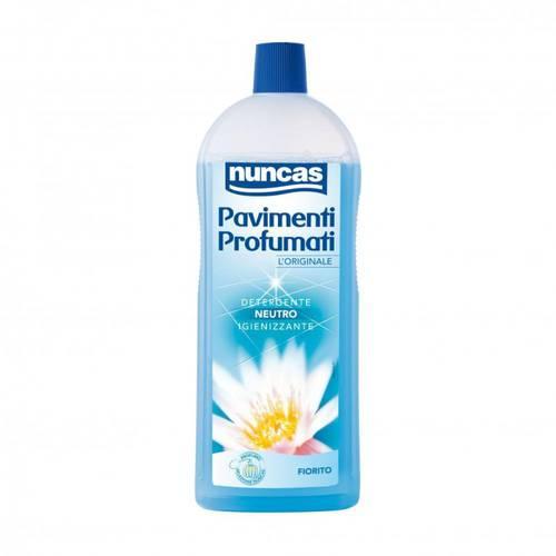 Fragrant Flowered Floor Detergent Detergent 1Lt Nuncas