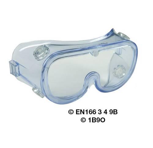 Mask Goggles with Ventilation Valves 83985 Maurer