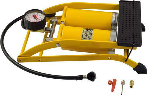 Foot Pump for Inflation with Manometer 085954 Maurer