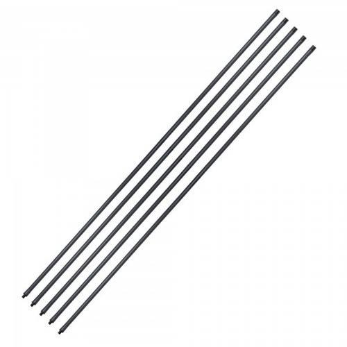 Set 5 Flexible Rods for Brushes ø 12 mm 7mt PRFUAR140 Ribimex