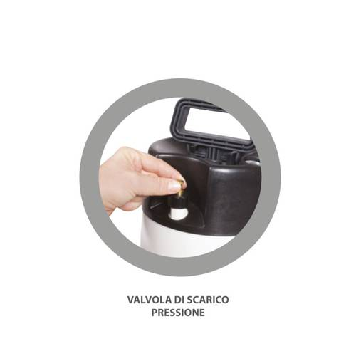 Volpitech Shoulder Pressure Pump 10 Liters Volpi VT10