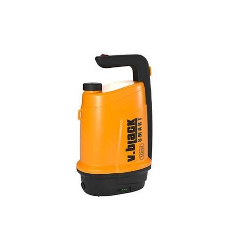 Electric Battery Pump 5L V.Black Smart Volpi