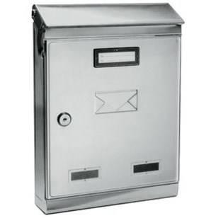 "Mailbox ""Evolution"" Inox"