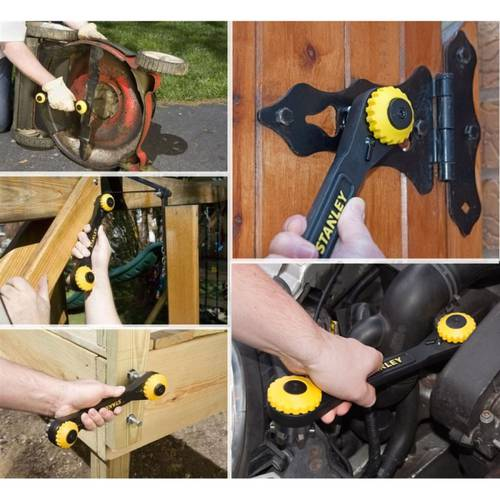 Ratcheting Adjustable Dynagrip Stanley STHT0-72123