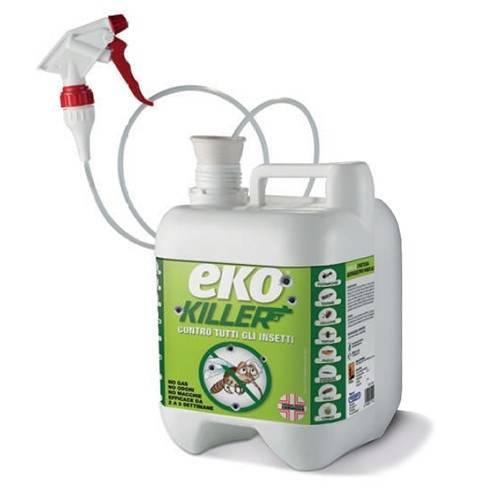 Ekokiller Pesticide Insecticide Spray Prochimica