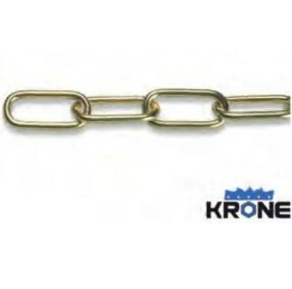 Genovese chain Brass 1