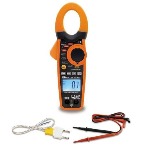 Meter and Digital Multimeter clamp 1760PA / AC-DC Beta