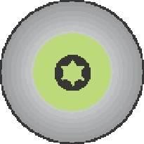 Cacciavite per Vite TORX BE-8904 - BE-8930 Bahco