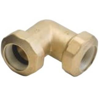 Elbow for polyethylene pipe ART.190