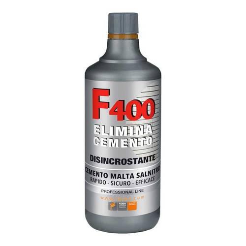 Descaling Acid Eliminates Cement Limestone Mortar F400 Faren 1 Liter