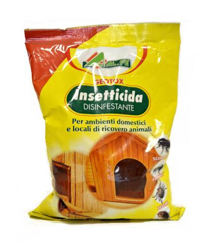 Insecticide disinfestante Geotox 1 Kg Al.Fe