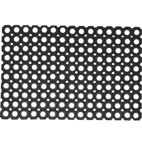 "Doormat ""Compos"" Rubber cm.50x100 Alcom"