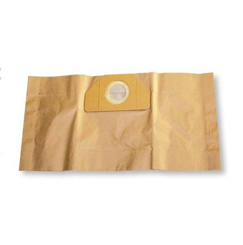 5pz. Filter Paper Bag for Aspirator PRASP10L Ribimex