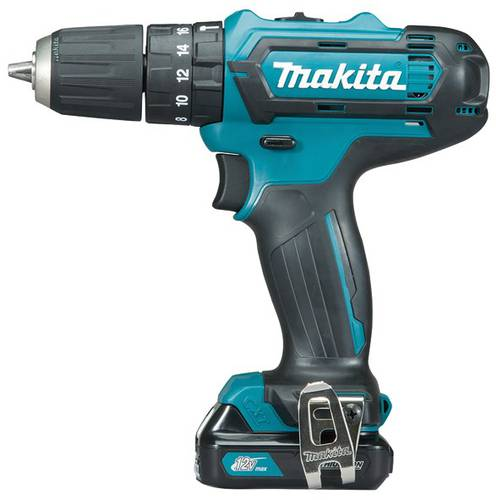Cordless Drill with percussion HP331DSAJ 10.8V Li-Ion Makita
