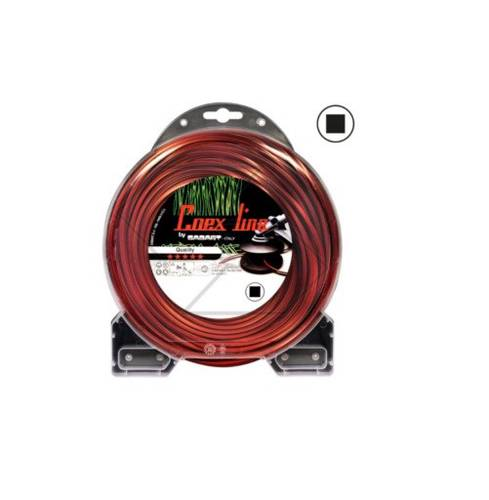 Square wire 3 mm for Brushcutter 41m COEX VALVE R302511 Sabart