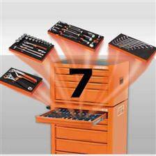 Tool Holder Trolley 7 Drawers 1472K7 Bahco