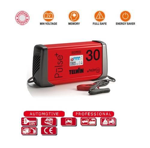 Caricabatterie Pulse 30 230V 6-12-24V 807572 Telwin