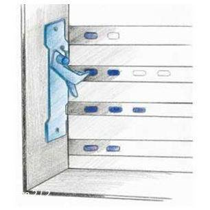 Block shutters Art. 426 IBFM