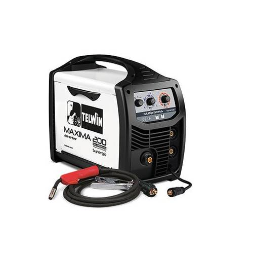 Electrode welding machine Technology 216HD 230V + Acc. Telwin 816206