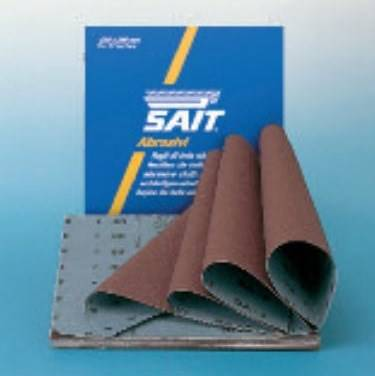 Foglio Tela Abrasiva S-Saitac CW-C 230x280 mm Date