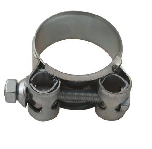 Heavy Hose Clamp Galvanized Steel