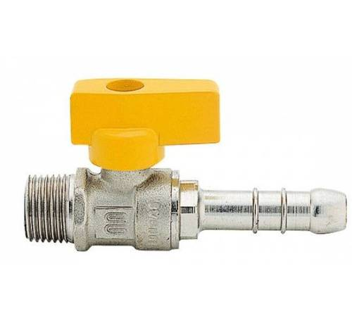 Gas Ball Socket with Hose Holder