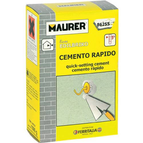 Cement Quick 5kg Maurer 86256