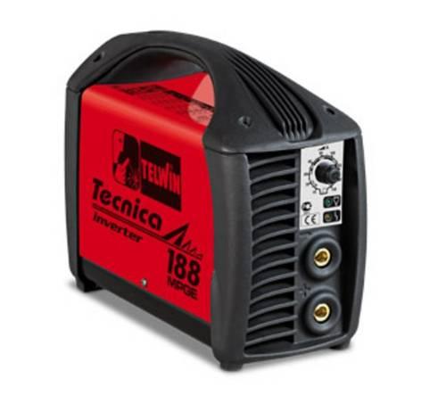 Welder electrode MPGE Telwin Technology 188 816 212 + Accessories