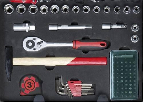Briefcase September tools 149 pieces PRKOUT149VA Ribimex