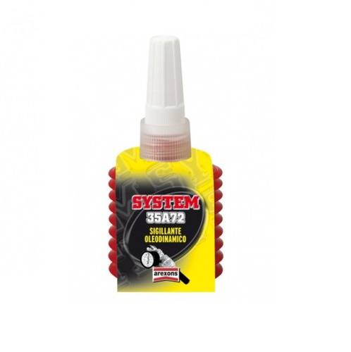 Hydraulic Sealant for Fittings 50ml 35A72 SYSTEM Arexons