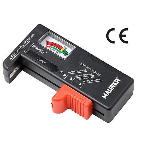 Tests per Battery 52684 Maurer