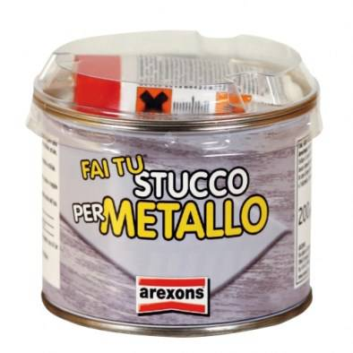 Make Tu Putty for Metal 200gr 3009 Arexons