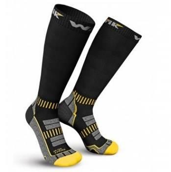 Knee Socks Winter Long Worik Art.Essk