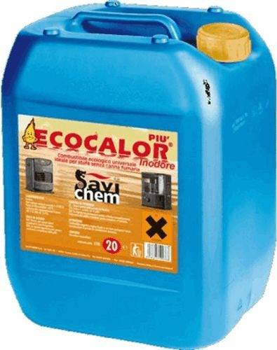 Odorless fuel for stoves Ecocalor More 18 Liters Savichem