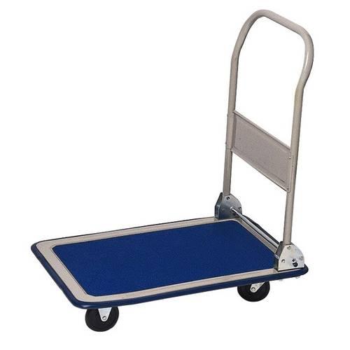 Trolley with Aluminum Carrier 150kg 83476 Maurer