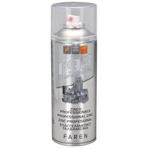 Zinc Professional Spray F93 400ml Faren