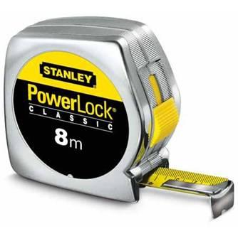 Flexometer Powerlock 8m 0-33-198 Stanley