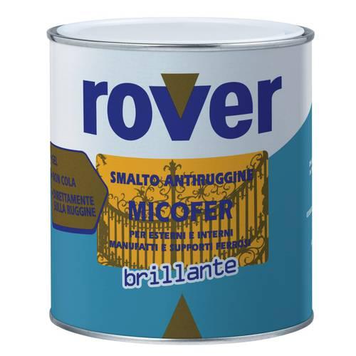 Enamel Antiruggine Micofer Brilliant 750ml Rover