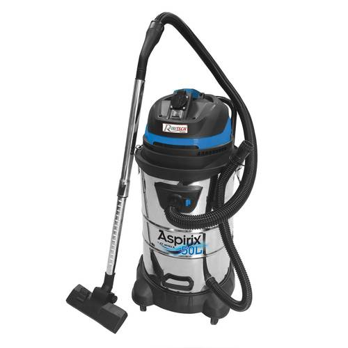 Vacuum Cleaner Solid and Liquid Vacuum Cleaner ASPIRIX 1200W 50Lt PRASP51LPE Ribimex