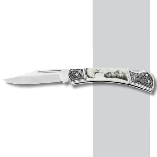 Pocket knife cm.18 26579 Ausonia
