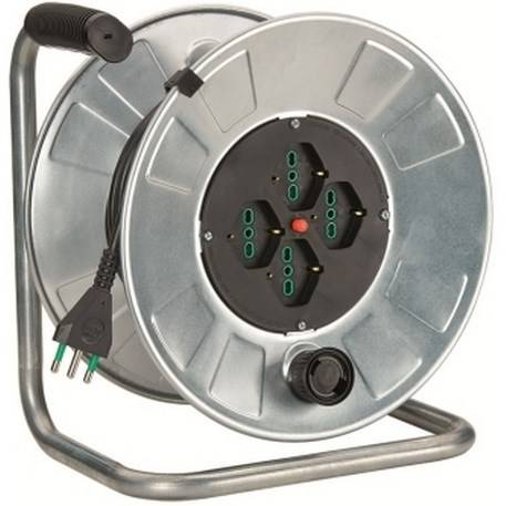 Avvolgicavo Civile golf Heavy Reel 50m Standing 14561