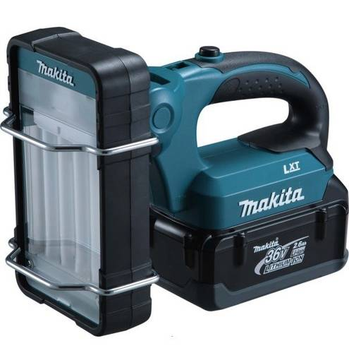 Cordless rotary BHR262TRDJ Makita Battery + Torch STEXBML360