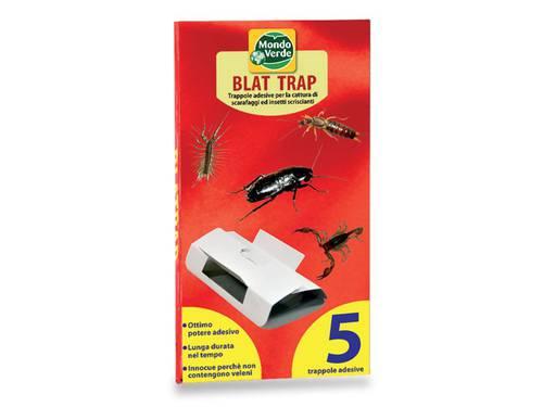 5 Adhesive Traps for Cockroaches Cockroaches Scissors Scorpions Blattrap Al.Fe