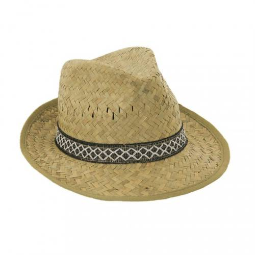 Alpine Straw Hat