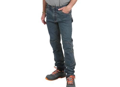 Slim Fit Stretch Jeans Work 7526 Beta