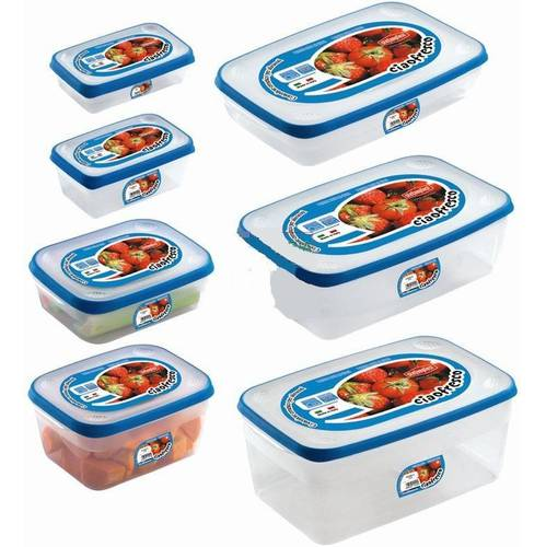 "Hermetic container ""Hello Fresh"" for Refrigerator Stefanplast"