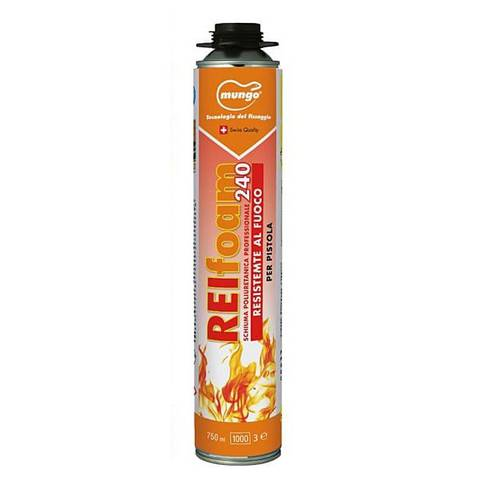 Polyurethane Foam for Fire Resistant Pistol 750ml REIFoam 240 Mungo