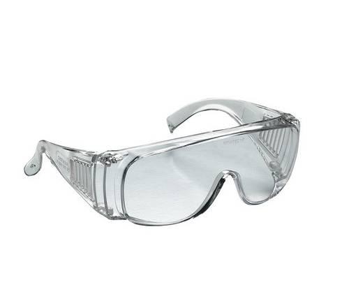 ET-30 162010 Black Anti-fog Policarbonate Transparent Protective Work Glasses